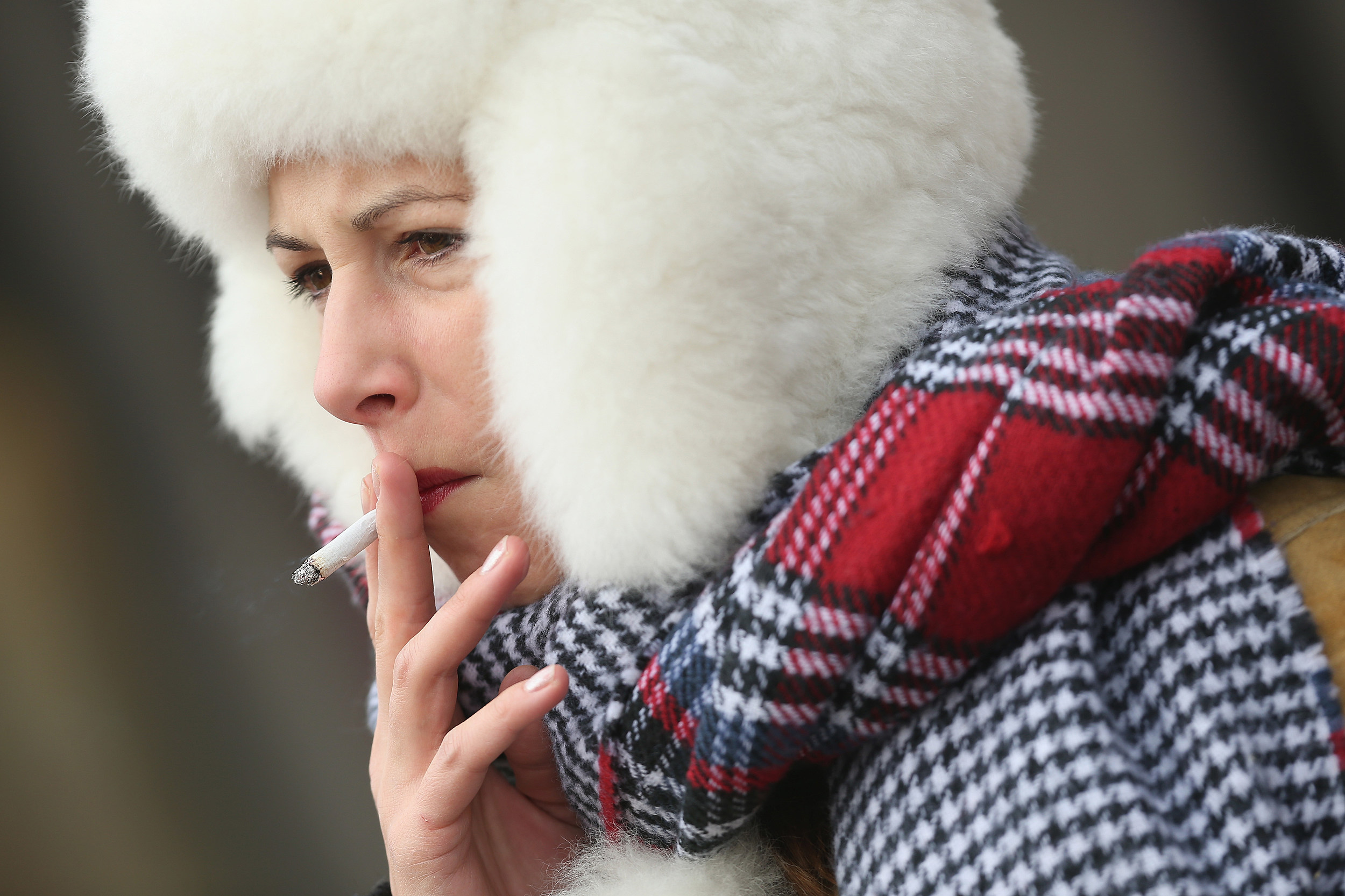 Frigid Temperatures Hit Northern And Eastern Europe