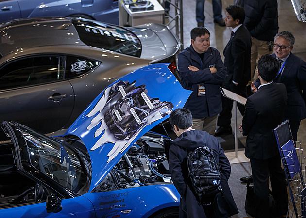 Tokyo Auto Salon 2017 - Day 1