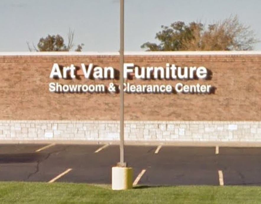 Charmant Art Van History In Kalamazoo U2013 Remember When It Was Vanu0027s Furniture