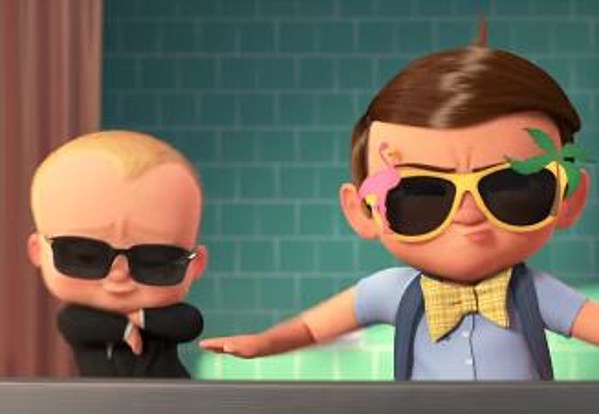 See Boss Baby For Just 5