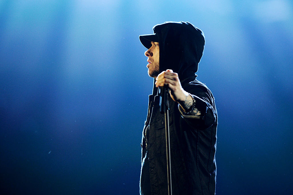 Trailer for new Eminem documentary 'Marshall from Detroit'