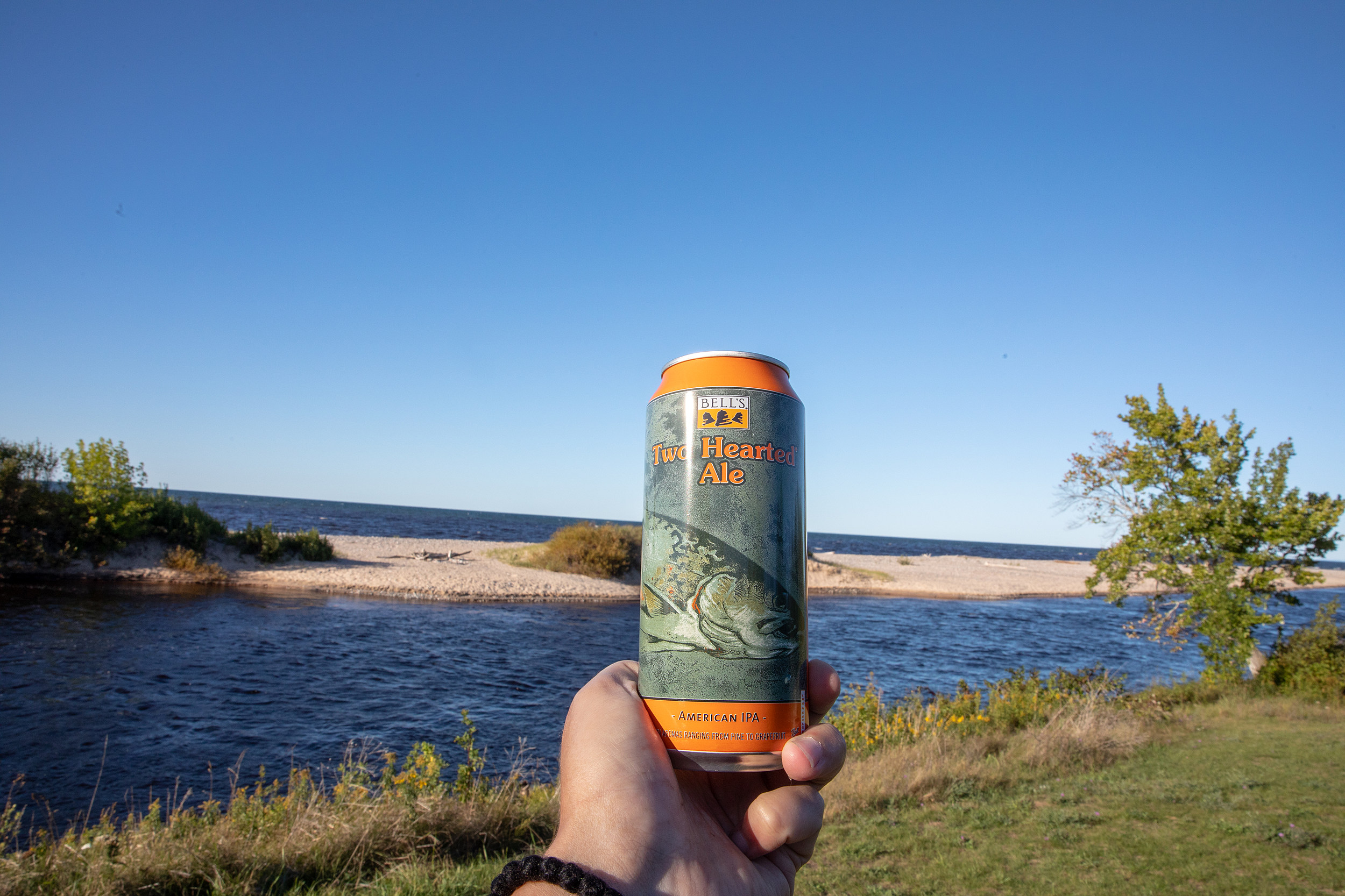 Bell's Two-Hearted Ale (Courtesy Bell's Brewing, Inc.)